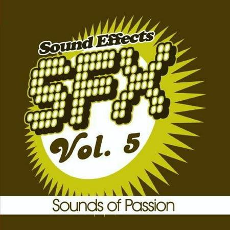 SFX, Vol. 5 - Sounds of Passion - Sfx Prosthetics