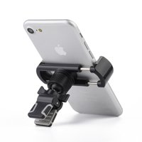 iCellCover Universal Air Vent Car Mount Holder W/ 360 Degree Rotatable Swivel Head For Mobile Phone & Devices