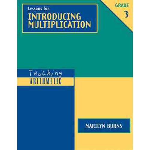Lessons for Introducing Multiplication: Grade 3