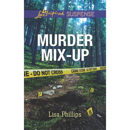 Murder Mix-Up - Harlequin Mix