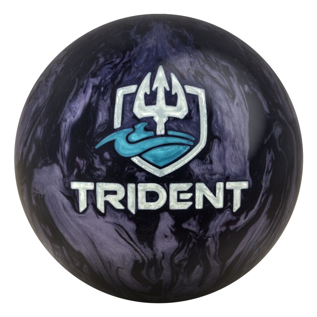 Motiv Trident Bowling Ball (16lbs) by MOTIV Bowling Products
