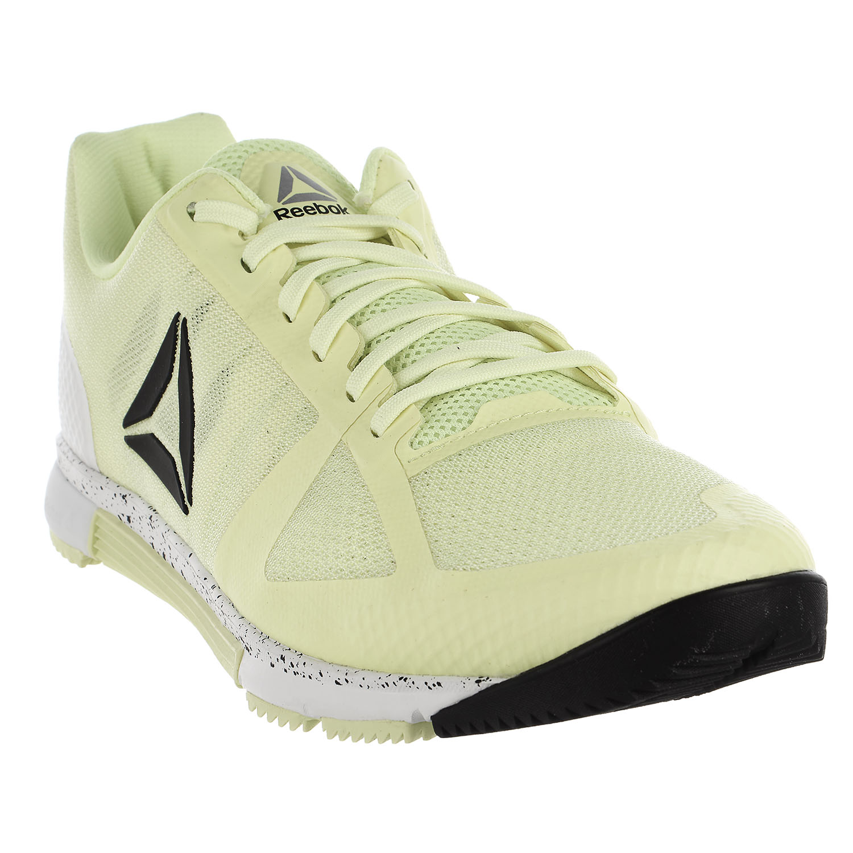 Reebok Crossfit Speed Tr 2.0 Cross-Trainer Shoe - Electric Flash/White/Black/Silver - Mens - 11
