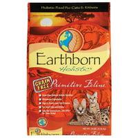 Earthborn Holistic Grain-Free Primitive Feline Natural Dry Cat Food, 14 lb