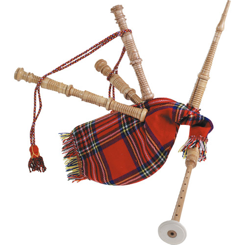 Trophy Junior Bagpipes