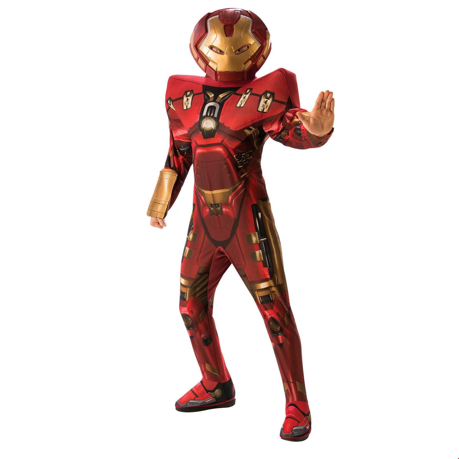 Marvel Avengers Infinity War Deluxe Mens Hulkbuster Halloween Costume