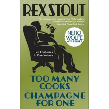 Too Many Cooks/Champagne for One - eBook