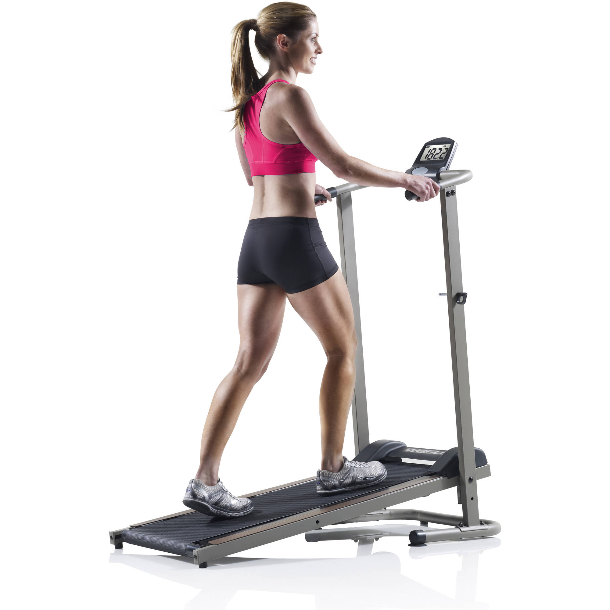 Weslo CardioStride 3.0 Manual Treadmill with Spacesaver Design