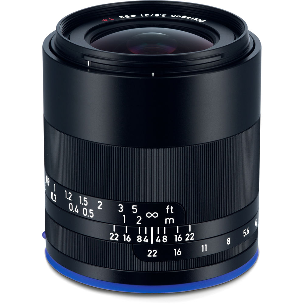 Zeiss 21mm f/2.8 Loxia Lens for Sony E Mount Cameras - Black 2131-999