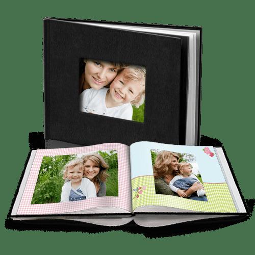 8x11 Linen Cover Photo Book