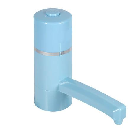 Greensen 1x Wireless Rechargeable Bottle Drinking Water Electrical Pump Portable Drinkware Dispenser USB, Water Pump Dispenser,Electric Water Pump - image 4 de 9