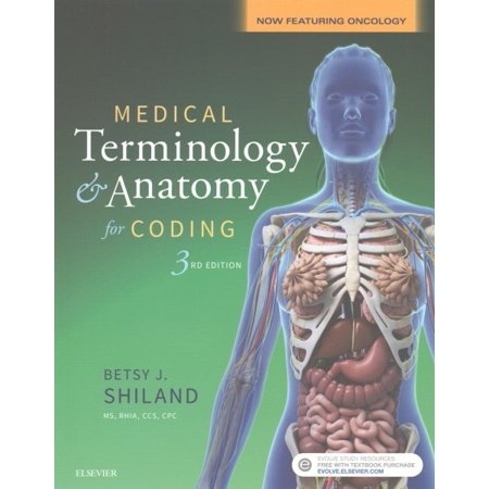 Medical Terminology Anatomy For Icd 10 Coding Text And Elsevier