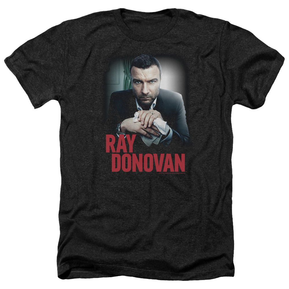 Ray Donovan Clean Hands Mens Heather Shirt
