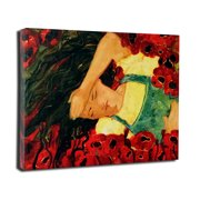 Lord Mischief Entertainment Dorothy by Kathy Dawalt Painting Print on Wrapped Canvas