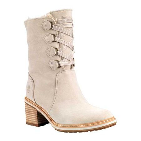 Women's Timberland Sienna Mid Calf Lace Up Waterproof Boot Sexy Mid Calf Boots