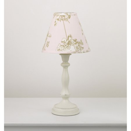 Cotton Tale Designs Lollipops and Roses Standard Lamp