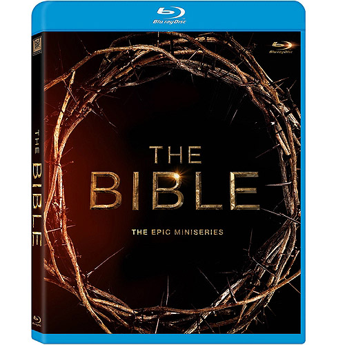 The Bible: The Epic Mini Series (Blu-ray) (Widescreen)