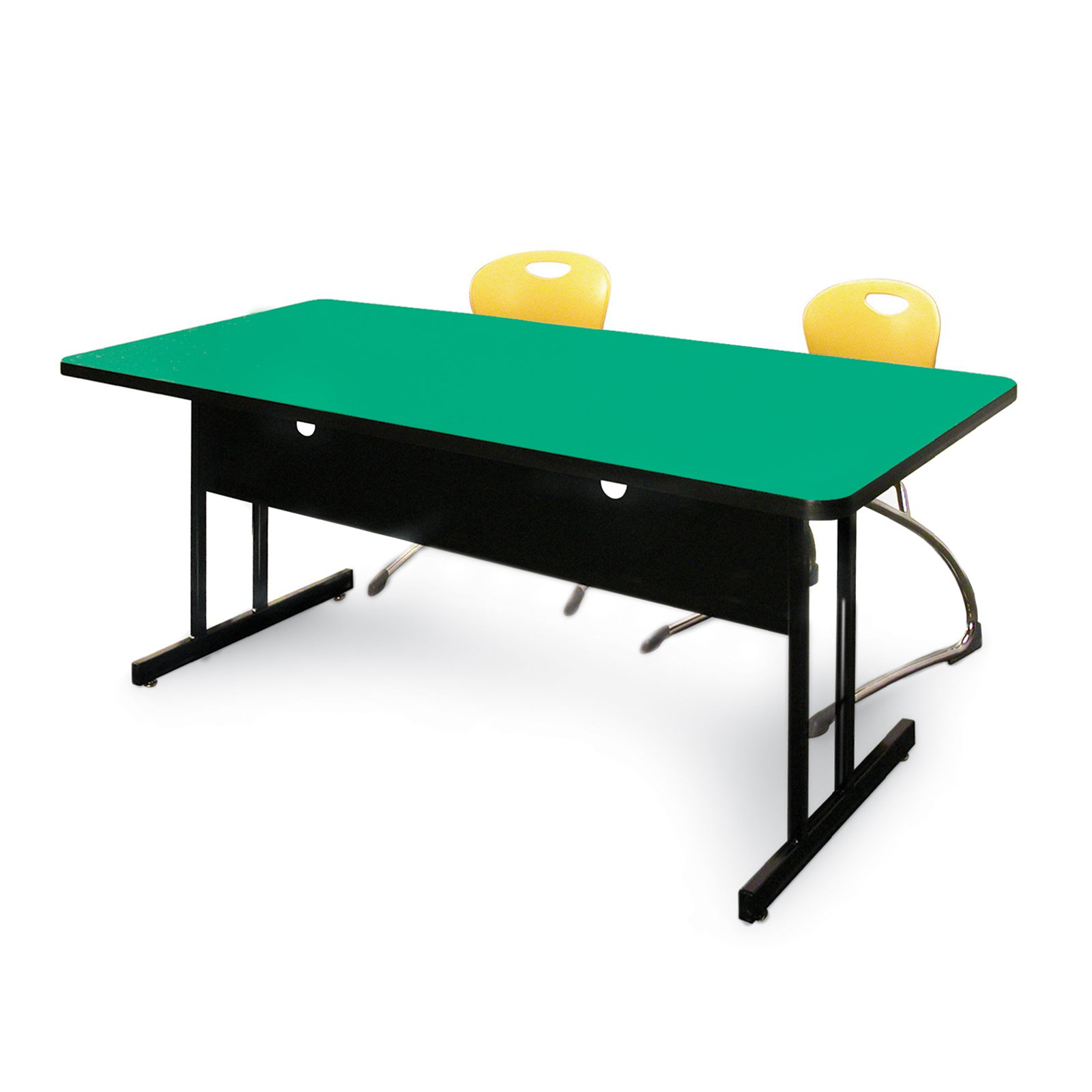 Correll High Pressure Top ComputerTraining Table Walmartcom - High top office table