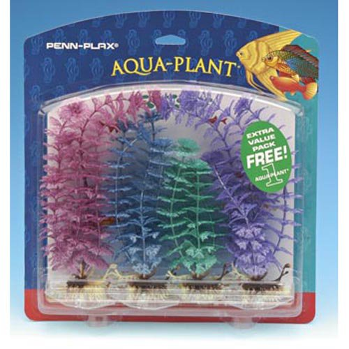 Penn Plax Value Pack Aquarium Plants Pearl Plant Assortment by Penn Plax Inc