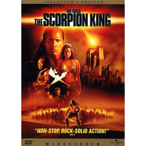 Scorpion King (Widescreen/ Collector's Edition)