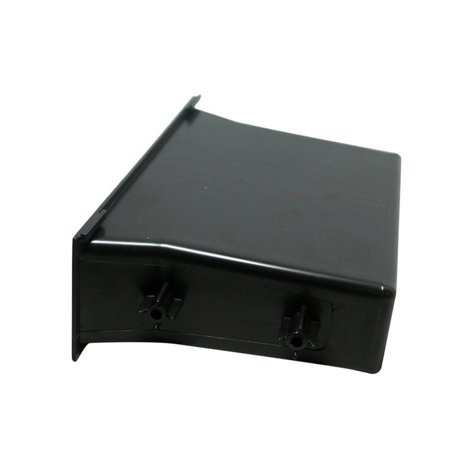 Single Pocket Fascia Din Car Vehicle Radio Cd Storage Box for Nissan - image 5 de 6