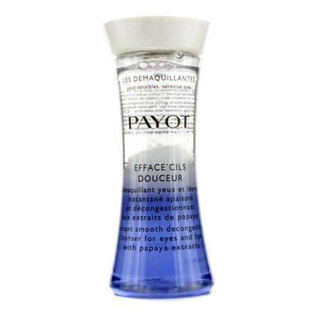 f019e05e66b Payot - Payot - Les Demaquillantes Efface' Cils Douceur Instant Smooth  Decongesting Cleanser For Eyes & Lips -125ml/4.2oz - Walmart.com