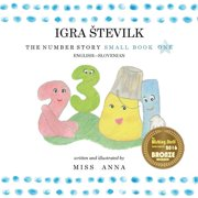 The Number Story 1 IGRA STEVILK: Small Book One English-Slovenian (Paperback)