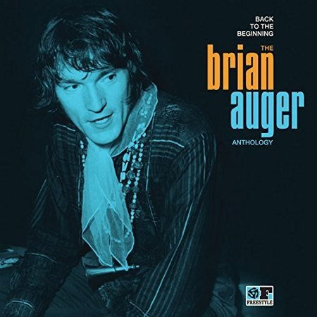 Back to the Beginning: The Brian Auger Anthology (Vinyl)