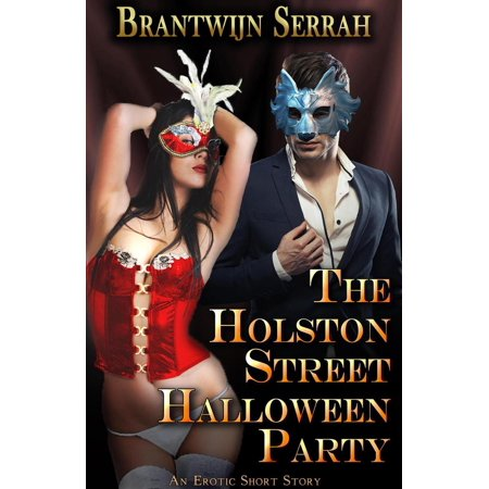 The Holston Street Halloween Party - eBook (Church Street Halloween Party 2017)