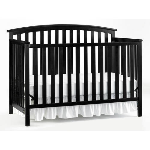 Graco Freeport 4 in 1 Convertible Crib Black
