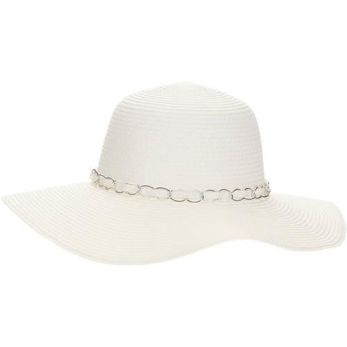 Faded Glory Women's Chain Floppy Hat by