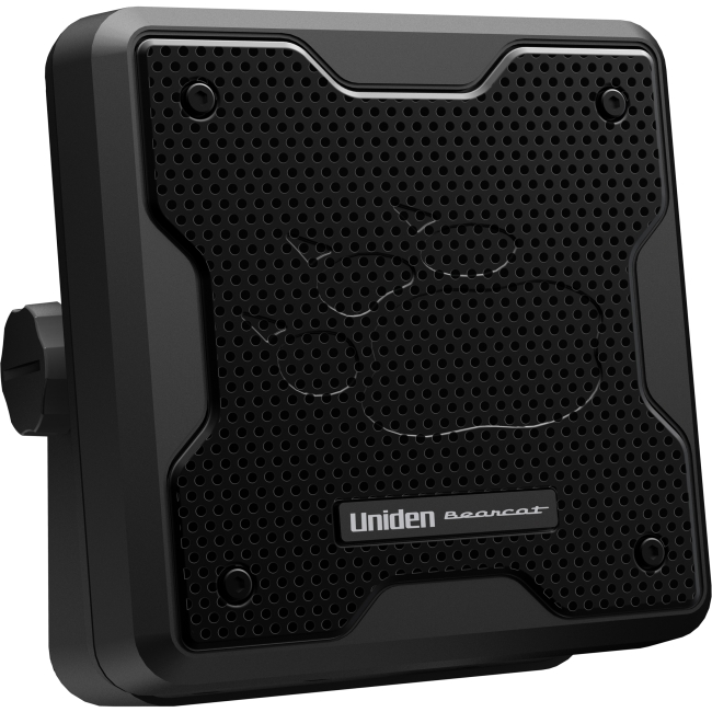 Uniden BC20 20W Exterior Speaker Stereo Plug for Scanner and CB Compact