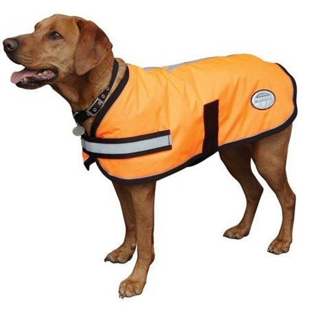 Weatherbeeta Reflective Parka 300D Deluxe Dog Coat 22