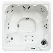 Aston 6-Person 30-Jet Hot Tub with Lounger