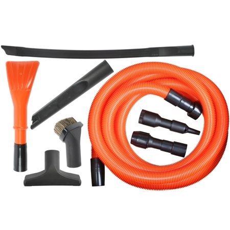 - Cen-Tec Systems 92344 Deluxe Garage Attachment Kit for Shop Vacuums