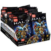 Halo Mega Construx 10th Anniversary Series Mystery Box [32 Packs]
