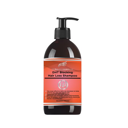 Hair Restoration Laboratories DHT Blocking Hair Loss Shampoo