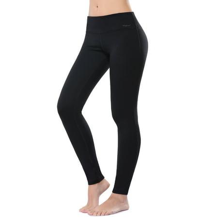WingsLove Women's Yoga Pants Slim Fitness Tight Leggings Flex ...