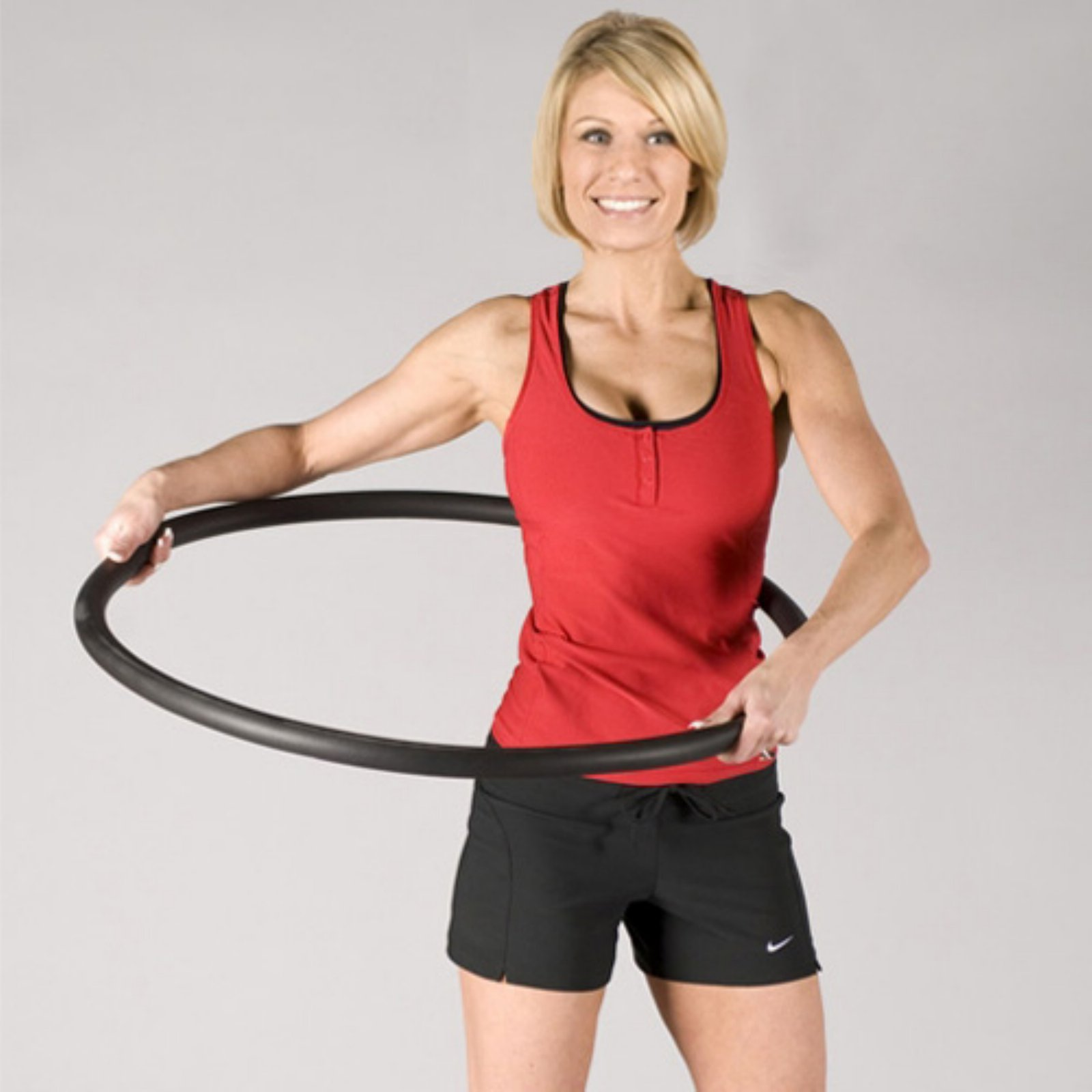 j/fit 3 lb. Weighted Exercise Hoop