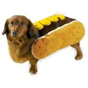 CC Hot Diggity Dog Costume S Mustard