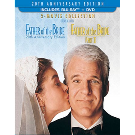 Father Of The Bride (Blu-ray) (Father Of The Bride Speeches Short And Sweet)