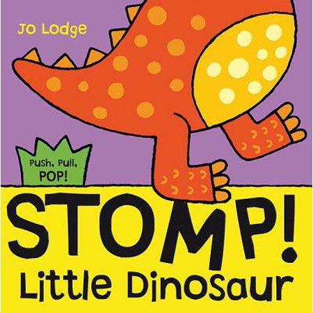 Stomp! Little Dinosaur - Little Foot Dinosaur