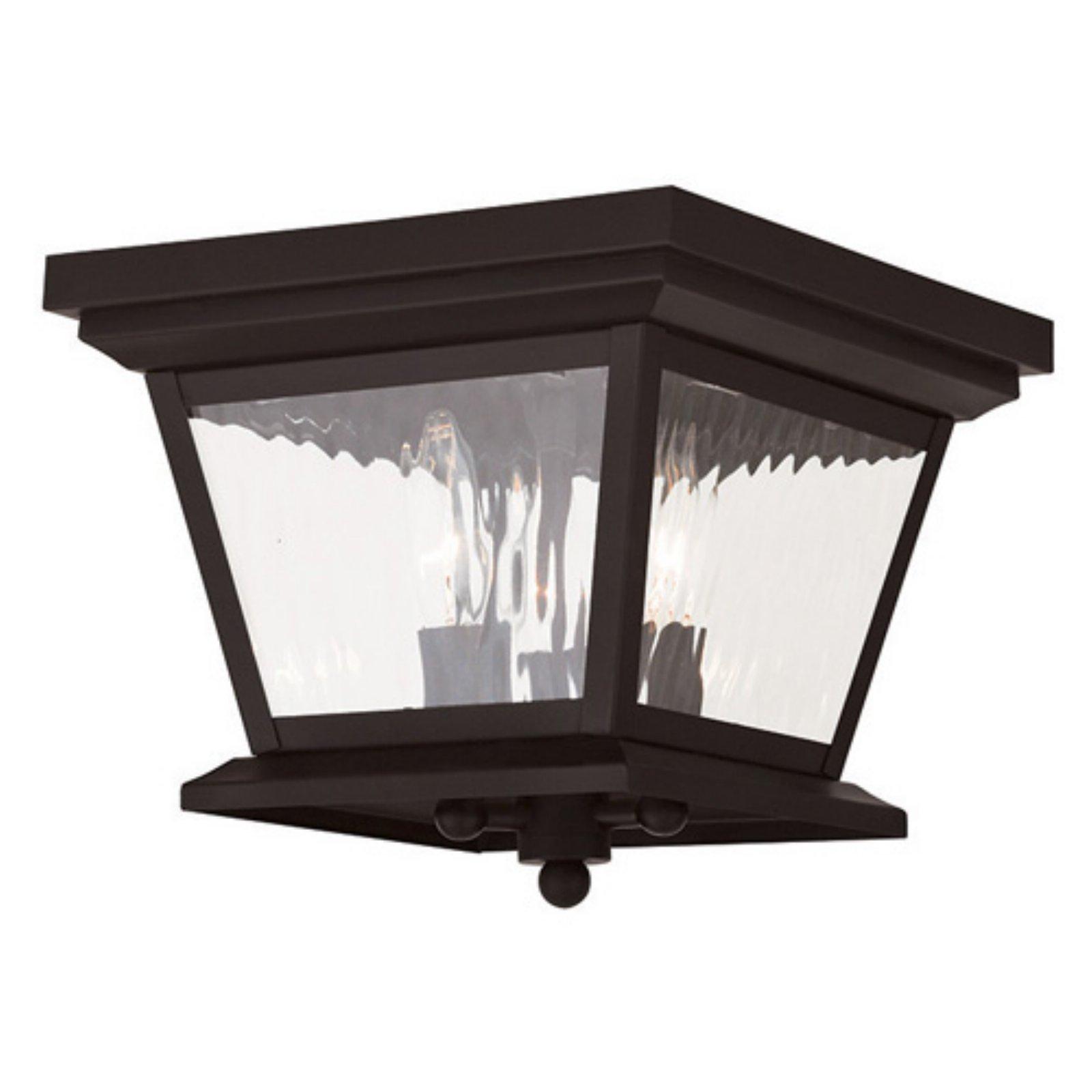 Livex Lighting Hathaway 20239 Outdoor Ceiling Lights