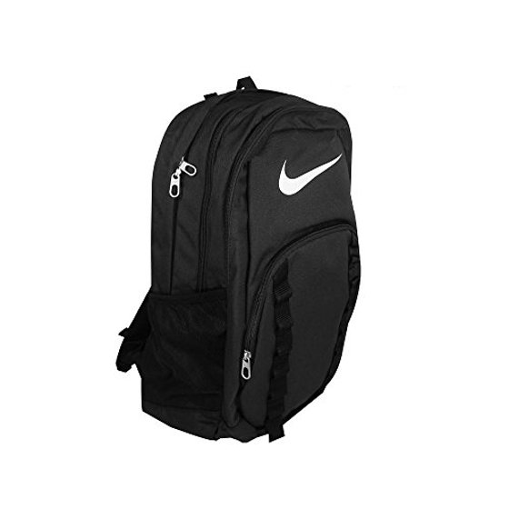 1897ea6189569 Nike Brasilia 7 XL Backpack Bag Computer Tablet Black - Walmart.com