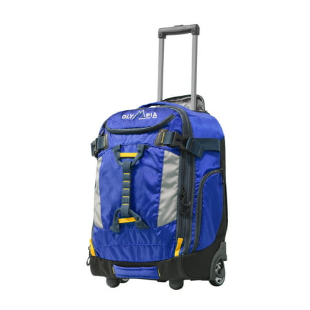 Cascade 20 Outdoor Upright Carry-On W/ Hideaway Backpack