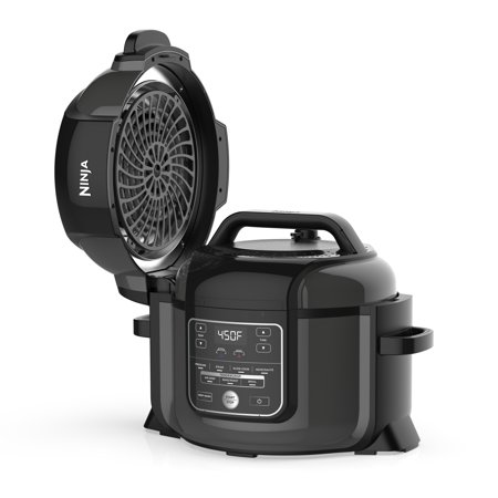 Ninja Foodi TenderCrisp 8-in-1 6.5-Quart Pressure Cooker Now $139 (Was $229)