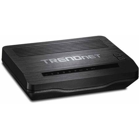 TRENDnet N150 Wireless ADSL 2+ Modem Router