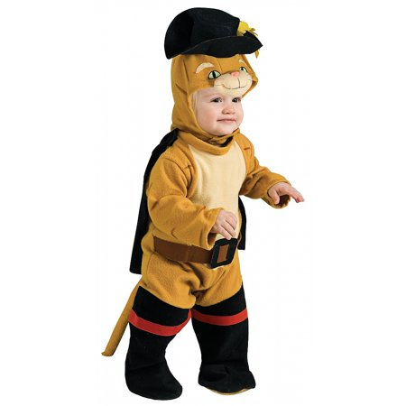 Puss In Boots Baby Infant Costume - Newborn - Puss In Boots Halloween Costume For Toddlers