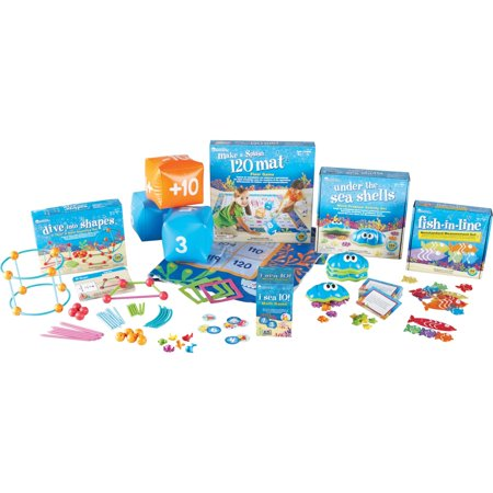 Learning Resources Under The Sea First Grade Ccss Bundle