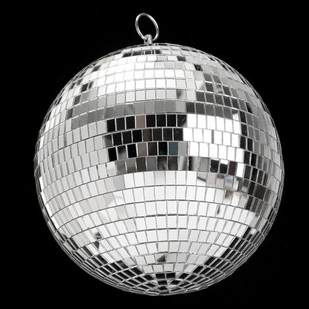 "6"" 8"" Mirror Disco Ball DJ Dance Home Party Bands Club Stage Lighting"