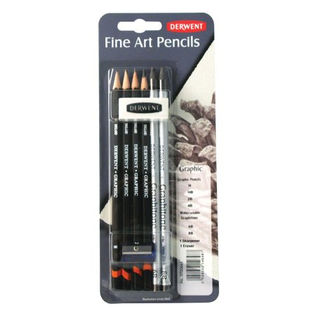 Derwent Graphic - Derwent Graphic Mixed Media Set